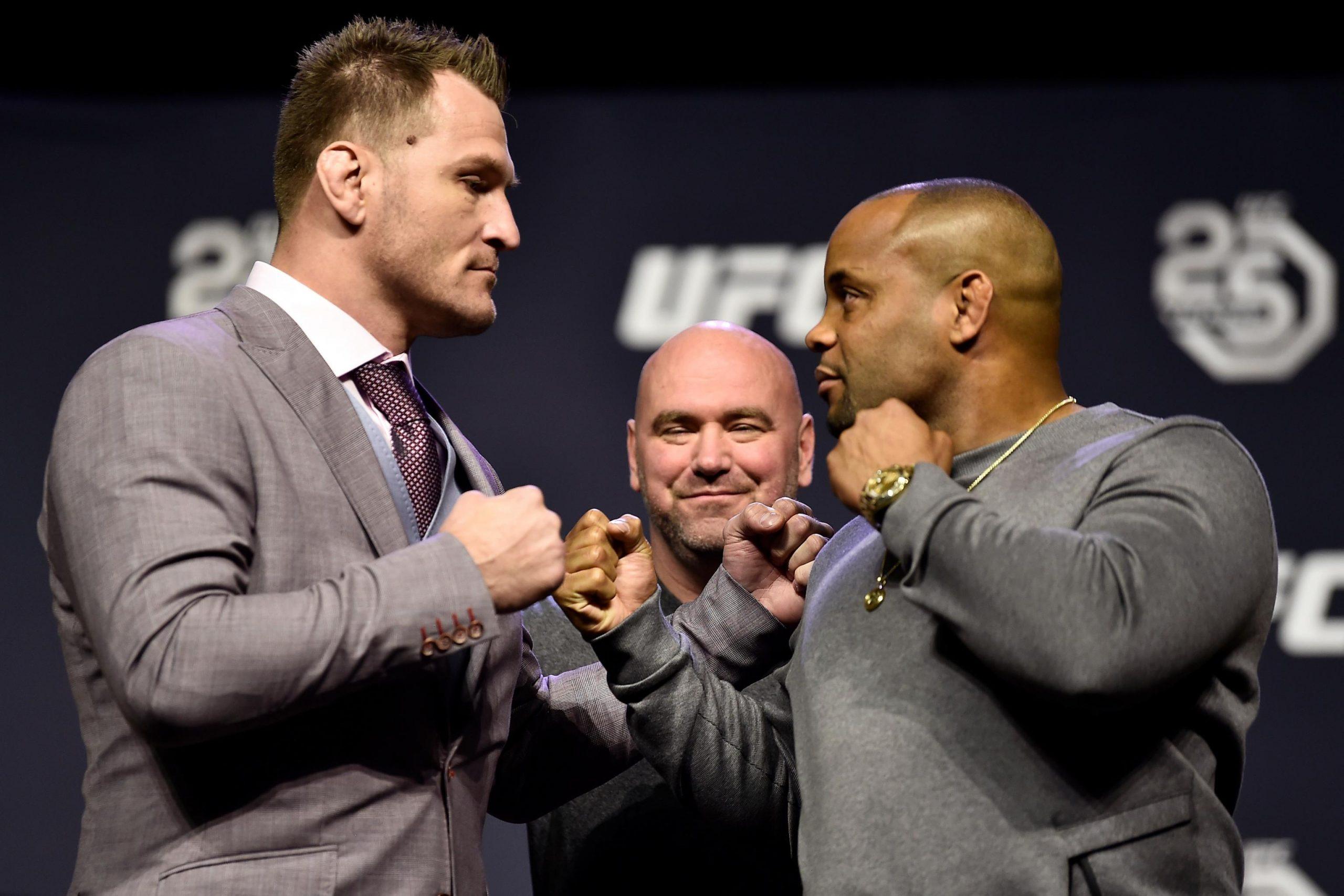 UFC 252: Миочич Кормье