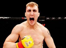 Модестас Букаускас — Андреас Михайлидис: прогнозы и ставки на бой UFC Fight Night: Каттар vs Иге