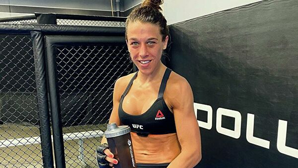 Йоанна Енджейчик. Боец MMA