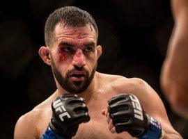 Джаред Гордон — Крис Фишголд: прогнозы и ставки на бой UFC Fight Night: Кэттар - Иге