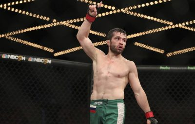 Тимур Валиев. Прогноз и ставка на турнир UFC Fight Night: Брансон vs. Шахбазян