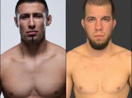 Крис Гутьеррес — Коди Дарден: Прогноз и ставка на бой UFC Fight Night: Брансон vs. Шахбазян