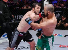 Дебют Тимура Валиева в UFC переносится на неопределенный срок