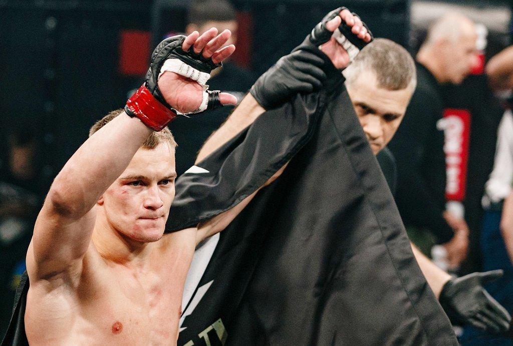 Денис Лаврентьев может выступить в UFC