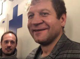 Александр Емельяненко: «Хабиб может поплыть от одного удара»