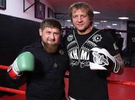 Кадыров требует реванша между Емельяненко и Исмаиловым