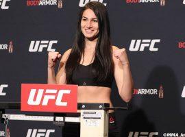 Лиана Джоджуа — Диана Белбита: прогнозы и ставки на бой UFC Fight Night: Кэттар - Иге