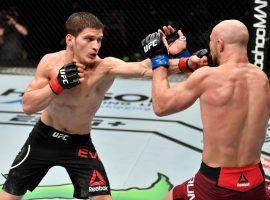 Ингушский боец UFC Мовсар Евлоев хочет начать титульный забег поединком против Арнольда Аллена