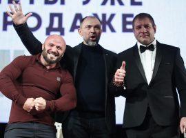 Исмаилов спел оперу вместе с Емельяненко