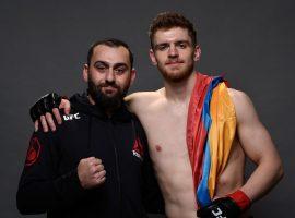 Эдмен Шахбазян нацелен на доминирующее выступление в бою с Дереком Брансоном в главном событии UFC Vegas 5