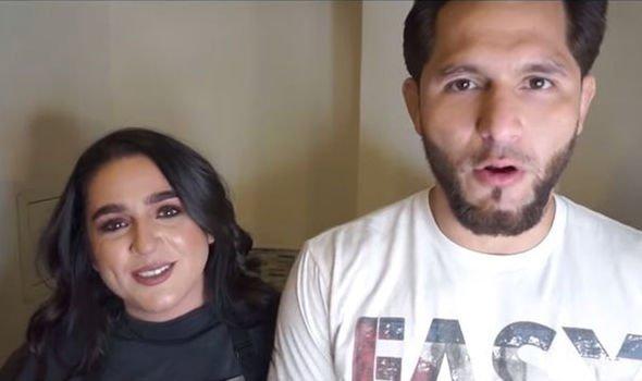 Хорхе Масвидал со своей женщиной