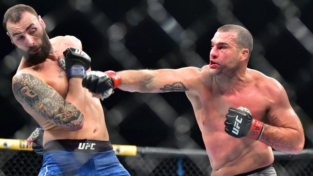 Легендарный боец UFC Шогун Руа хочет провести реванш с Полом Крейгом