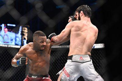 Рикардо Рамос — Лерон Мёрфи: прогнозы и ставки на бой UFC Fight Night