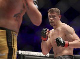 Марчин Тыбура — Максим Гришин: прогнозы и ставки на бой турнира UFC 251