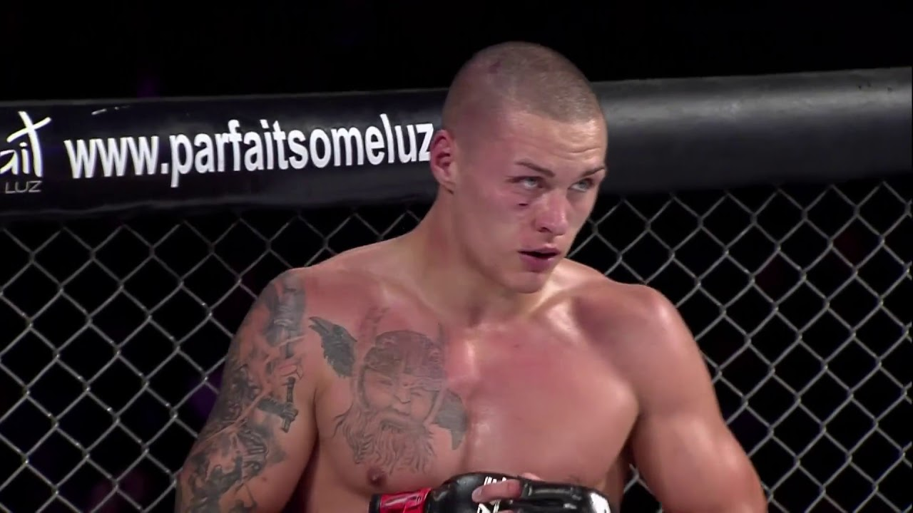 Тимо Фейхт — Кеннет Берг: прогнозы и ставки на бой UFC Fight Night