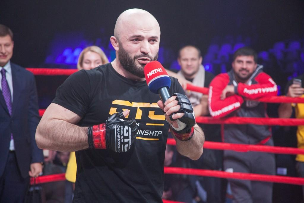 Озвучена сумма, которую заработал Исмаилов за бой с Емельяненко