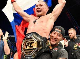 Пётр Ян нокаутировал Жозе Альдо и стал новым чемпионом UFC