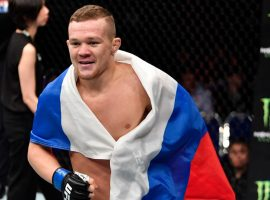 Чемпион UFC Пётр Ян прокомментировал досрочную победу над Альдо