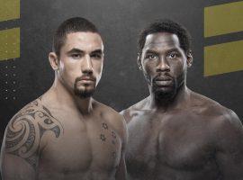 Глава UFC допустил, что организует бой Уиттакер - Каннонье, а его победитель подерется за титул