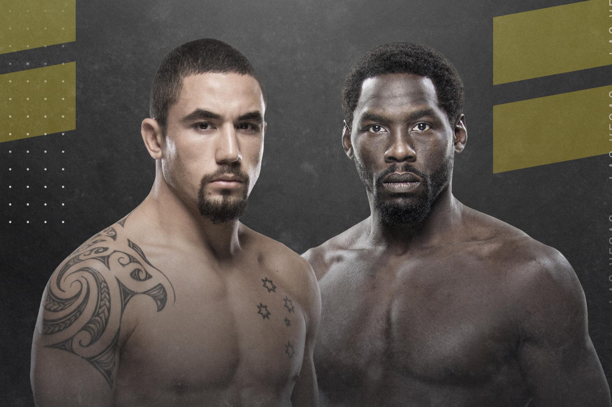 Глава UFC допустил, что организует бой Уиттакер - Каннонье