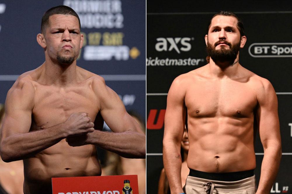 Реванш между Масвидалем и Диазом не состоится, сообщило руководство UFC