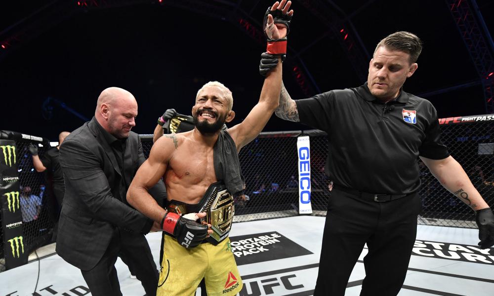Чемпион UFC Фигередо дал согласие на бой с россиянином Аскаровым