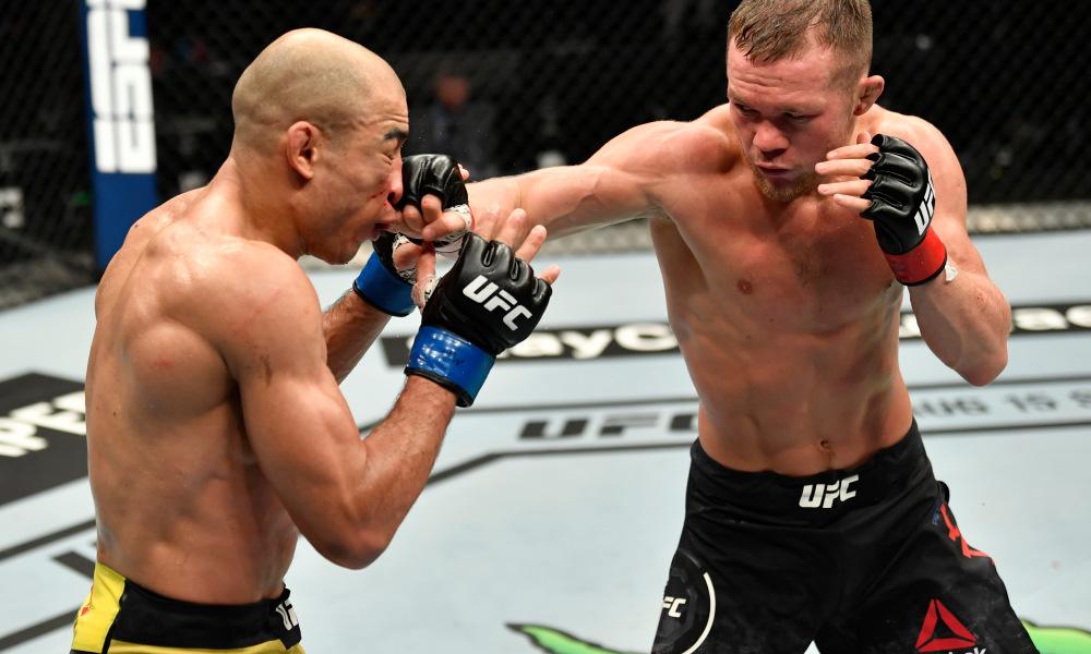 UFC 251: Ян - Альдо