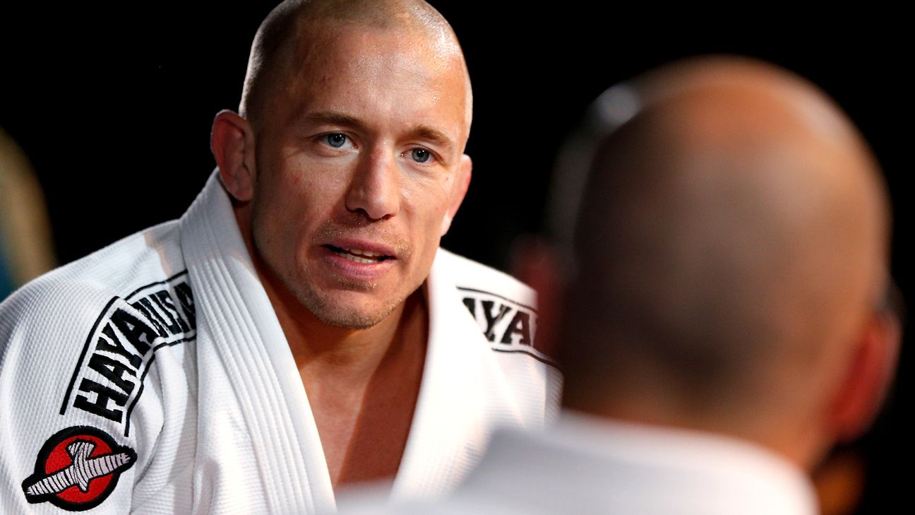 Сент-Пьер назвал Ройса Грейси величайшим бойцом всех времен, а также высказался о Джоне Джонсе