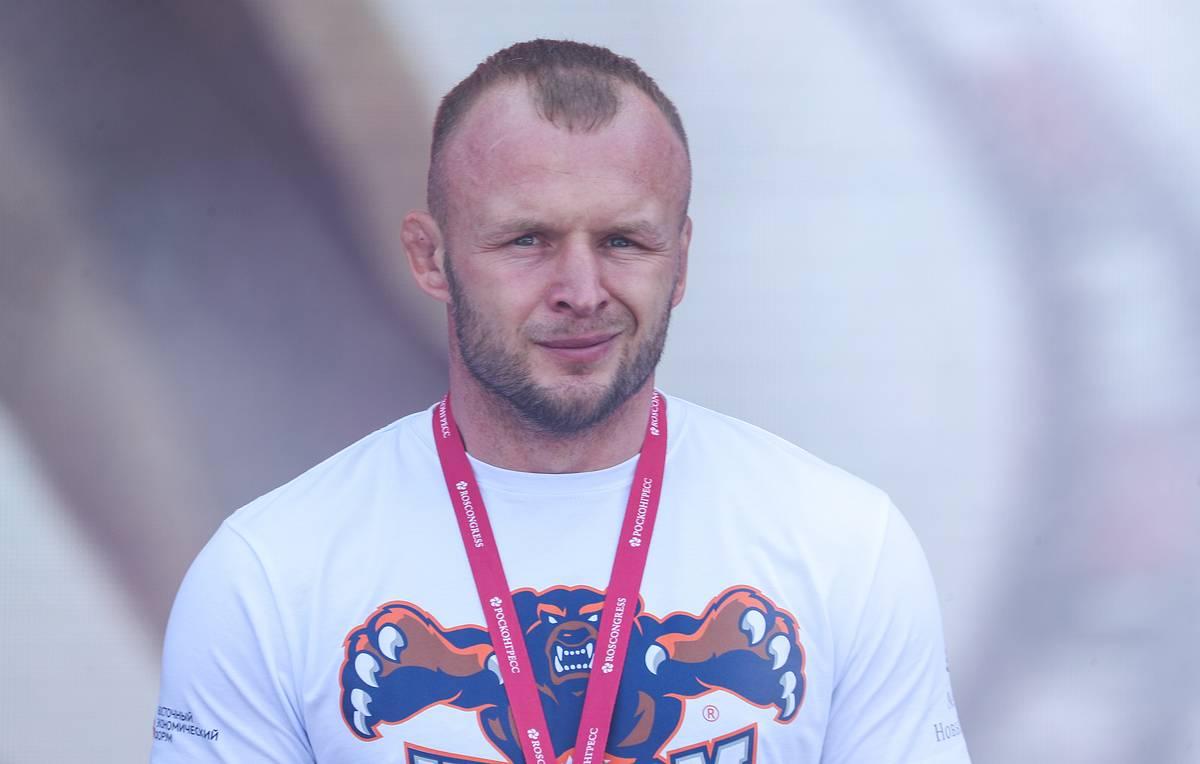 Шлеменко оценил шансы Немкова на победу в титульном бою с Бейдером