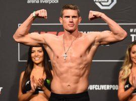 Стивен Томпсон готов дать матч-реванш звезде UFC Хорхе Масвидалю