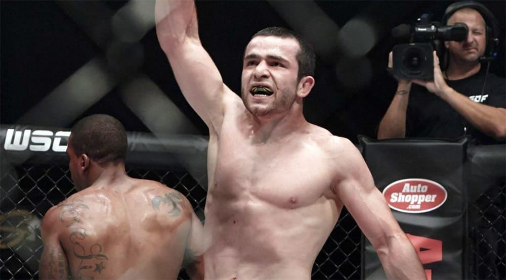 Тимур Валиев дебютирует в UFC в августе поединком против Джамала Эммерса