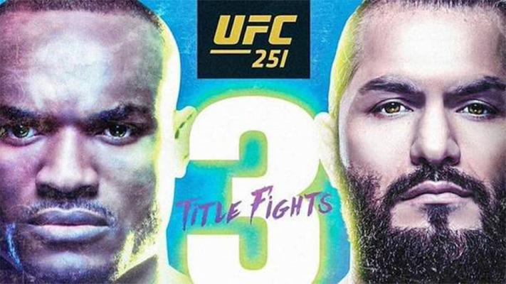 UFC 251: Усман vs Масвидаль