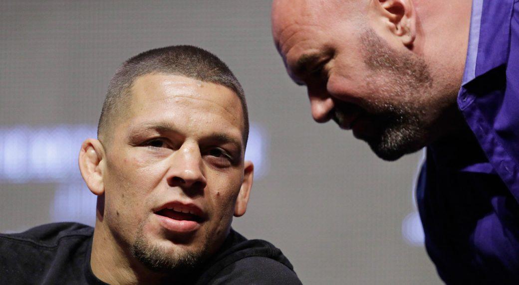 Дана Уайт высказался о дальнейшей судьбе Нейта Диаза в UFC