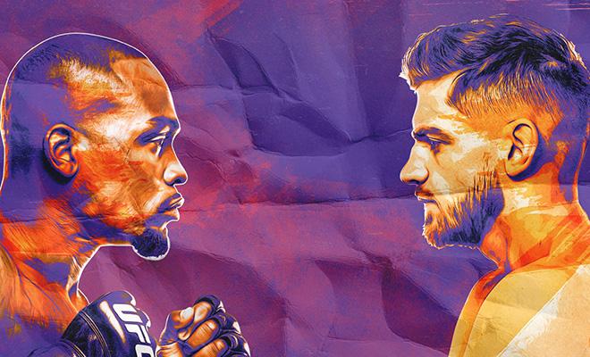 UFC Fight Night: Брансон vs Шахбазян