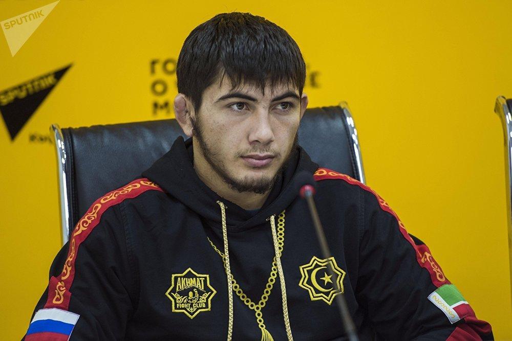 Замир Арипшев