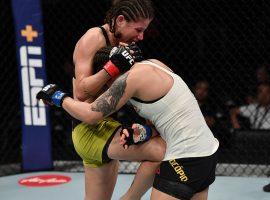 Роса Кэрол заменила Мэйси Чиассон в бою против Сиджары Юбэнкс на UFC Vegas 9