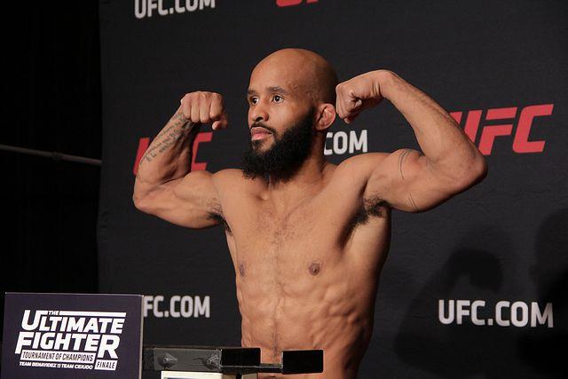 Диметриус Джонсон (Demetrious Johnson). Бывший боец UFC