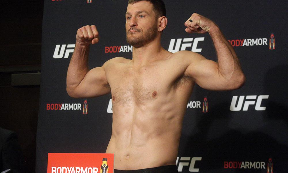Стипе Миочич. Самый неоспоримый из всех чемпионов UFC