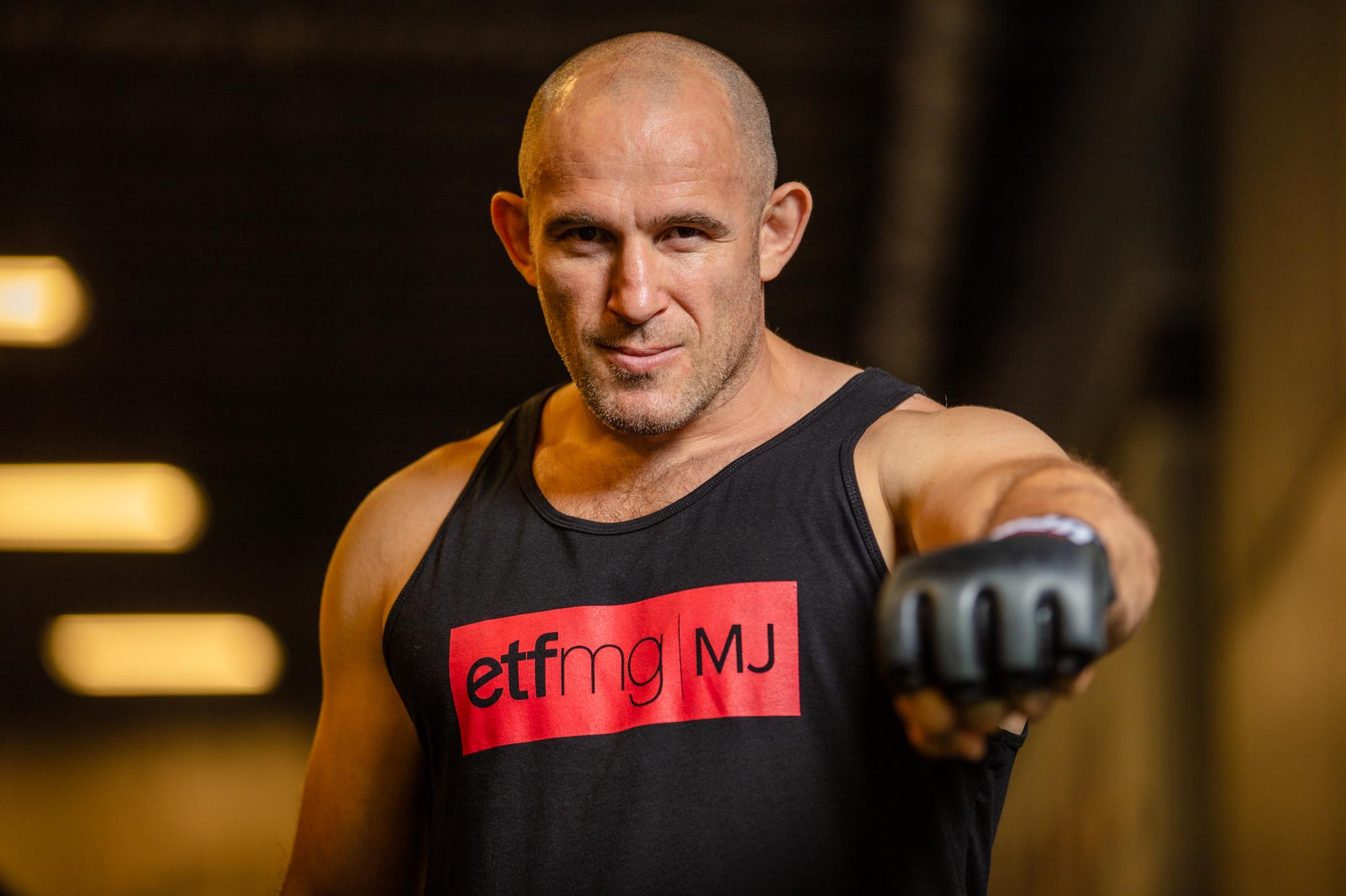 43-летний ветеран UFC Алексей Олейник планирует выступать еще 7-10 лет