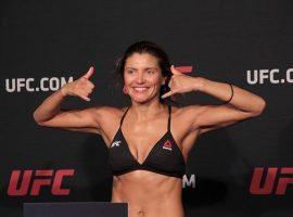 Эшли Йодер — Ливия Рената Соуза. Прогноз и ставка на бой UFC 252: Miocic vs. Cormier 3