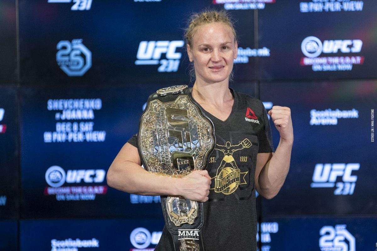 Чемпионка UFC Шевченко назвала имя следующей соперницы