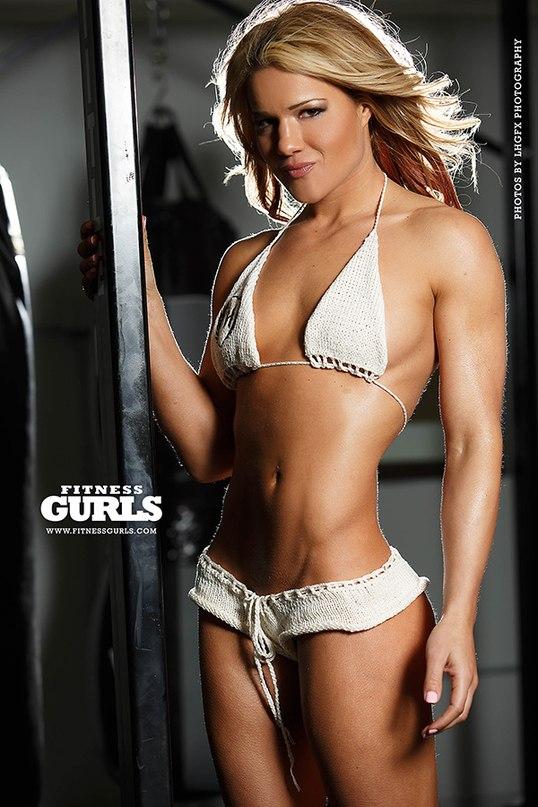 Фелис Херриг в мужском журнале Fitness Gurls. Фото 4