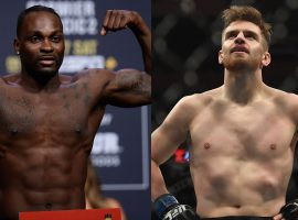 Гонорары участников турнира UFC Vegas 5: Брансон – Шахбазян