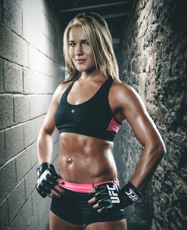 Фелис Херриг (Felice Herrig). Боец UFC