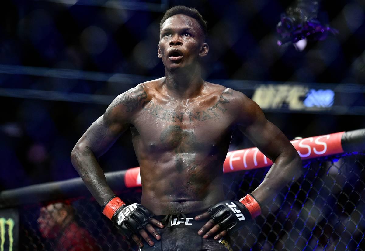Исраэль Адесанья (Israel Adesanya). Чемпион UFC в среднем дивизионе