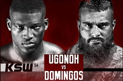Изуагбе Угонох — Квентин Домингос прогноз и ставка на бой
