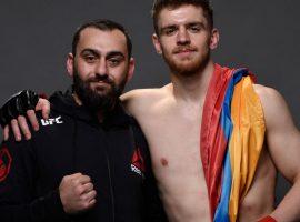 Эдмен Шахбазян прокомментировал досрочное поражение Дереку Брансону