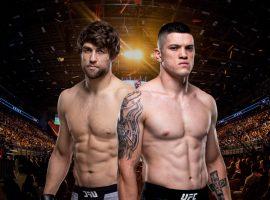 Эндрю Санчес — Веллингтон Турман: прогноз и ставка на бой UFC Fight Night: Льюис vs Олейник