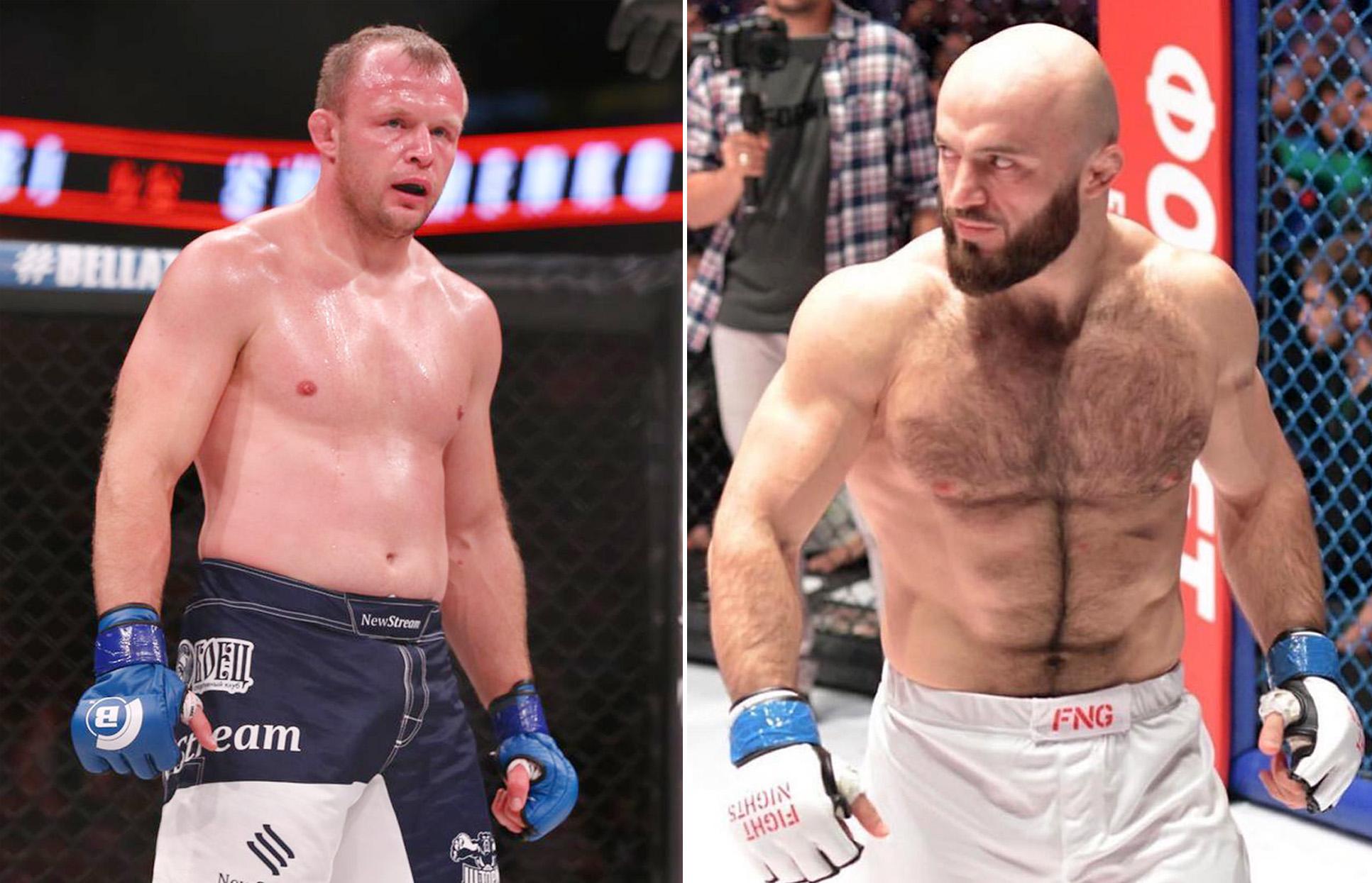 Камил Гаджиев озвучил сумму, которую он готов предложить Александру Шлеменко за бой с Магомедом Исмаиловым