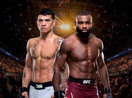 Маки Питоло — Даррен Стюарт: прогноз и ставка на бой UFC Fight Night: Льюис vs. Олейник